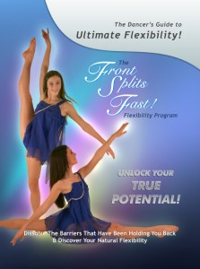The Front Splits Fast Flexibility Program